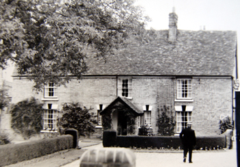 Church Farmhouse in 1960 [Z53/97/24]